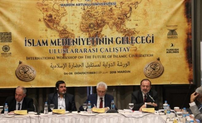 İslam Medeniyetinin Geleceği Uluslararası Çalıştayı sona erdi