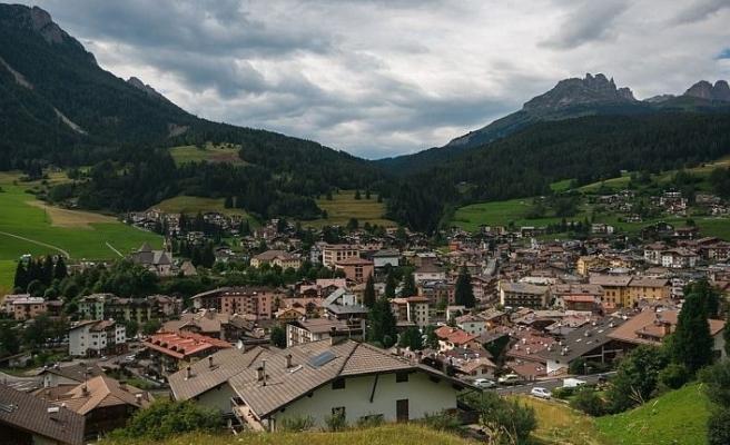 İtalya'da bir Türk köyü