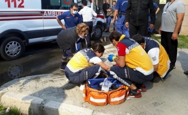 İzmir Adliyesi'nde zehirlenme: 1'i ağır 3 yaralı
