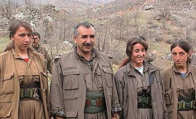 Kadın teröristler itiraf etti