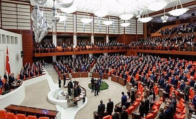 Meclis düzeninde değişiklik kabul edildi