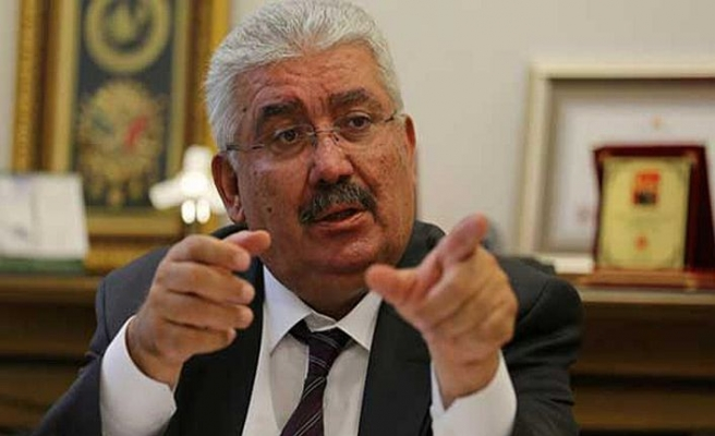 MHP'den kritik seçim açıklaması
