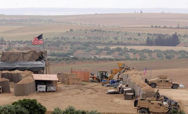 Münbiç'te eğitilecek ABD'li askerler Türkiye'de