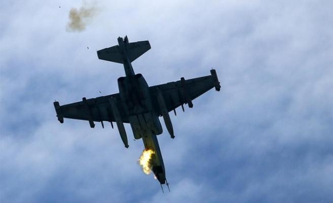Rusya bir savaş uçağını daha kaybetti