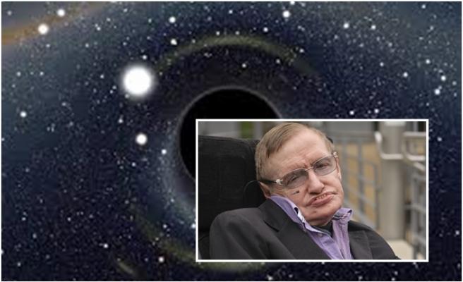 Stephen Hawking'in son makalesi şok etti
