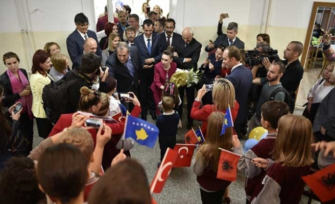 TİKA'dan Kosova'da eğitime destek