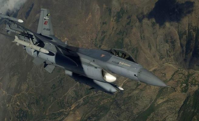 TSK'dan Irak'ın kuzeyine hava operasyonu