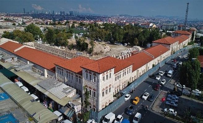 İşte Türkiye'nin en büyük kütüphanesi