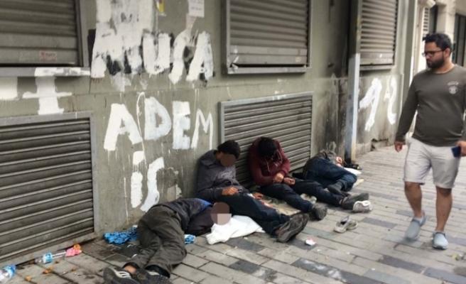 Günde üç kişi uyuşturucu kurbanı