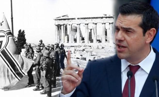 Yardımı kesilen Yunanistan, Almanya'dan tazminat istiyor