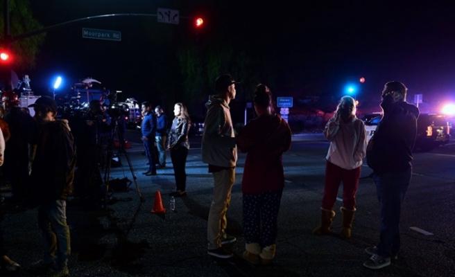 Kaliforniya'daki saldırgan eski ABD askeri çıktı