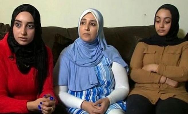 ABD'de Müslüman aileye ırkçı saldırı