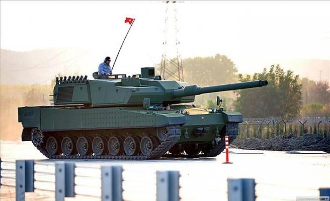 Altay tankının seri üretim sözleşmesi imzalanıyor