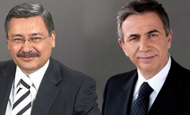 Ankara'da Melih Gökçek-Mansur Yavaş senaryoları