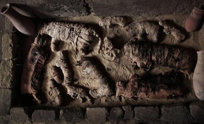 Mısırlıların 'kutsal böceği' arkeolojik kazıda bulundu!