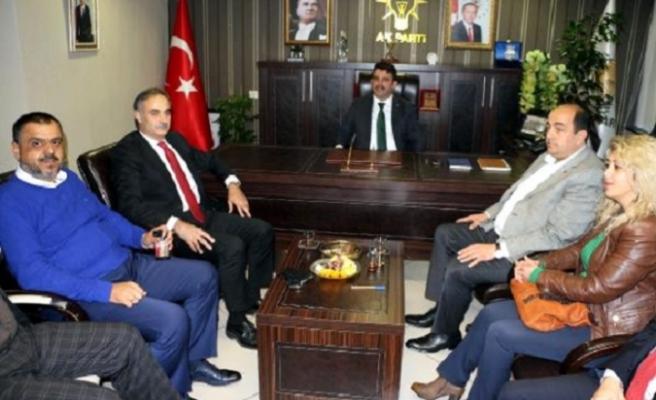 CHP'li Belediye Başkanı istifa edip AK Parti'ye geçti
