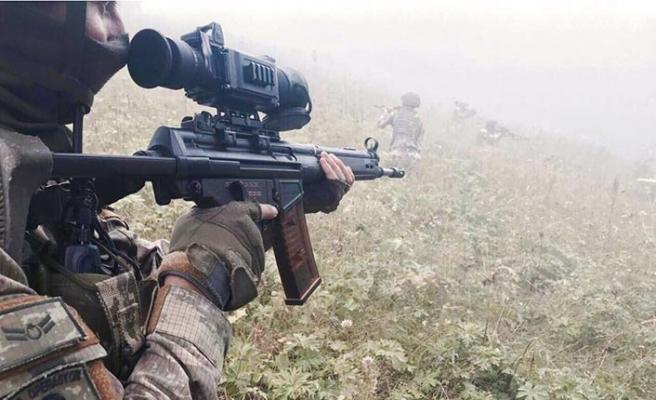 300 bin TL ödülle Gri Kategori'de aranan 4 terörist öldürüldü