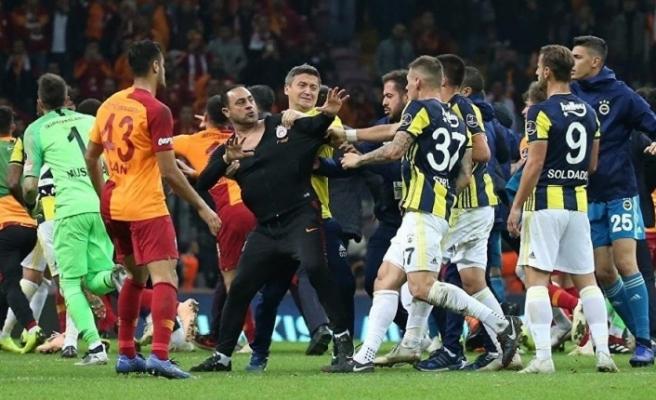 Fatih Terim 7, Hasan Şaş'a 8 maç men