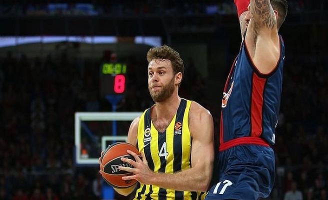 Fenerbahçe, Baskonia deplasmanından galip çıktı