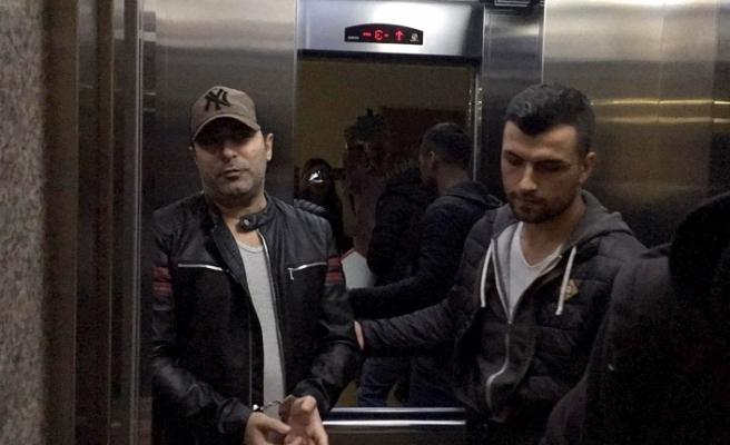 Atilla Taş, cezaevine gönderildi