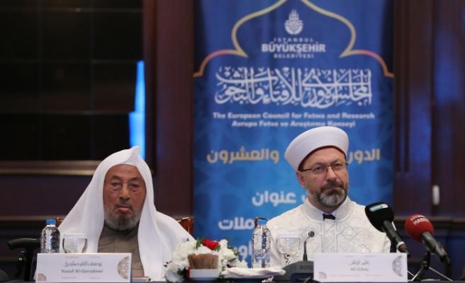 İslamofobiyleortak mücadele