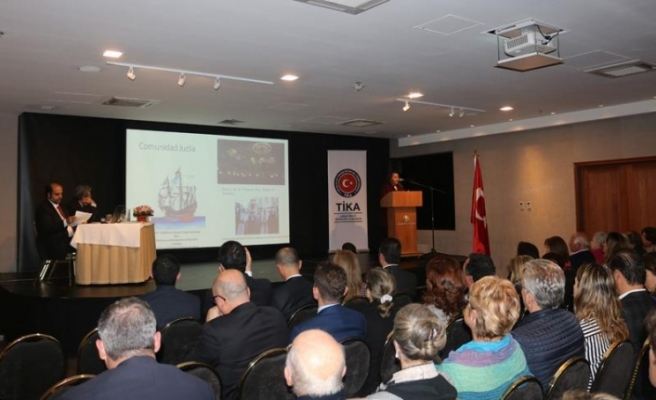Kolombiya'da 'İstanbul-Türkiye Geçmişten Geleceğe' Konferansı
