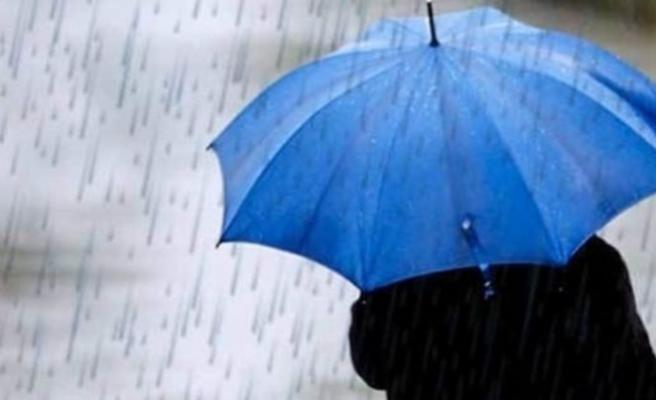 Meteoroloji'den yağış uyarısı geldi...