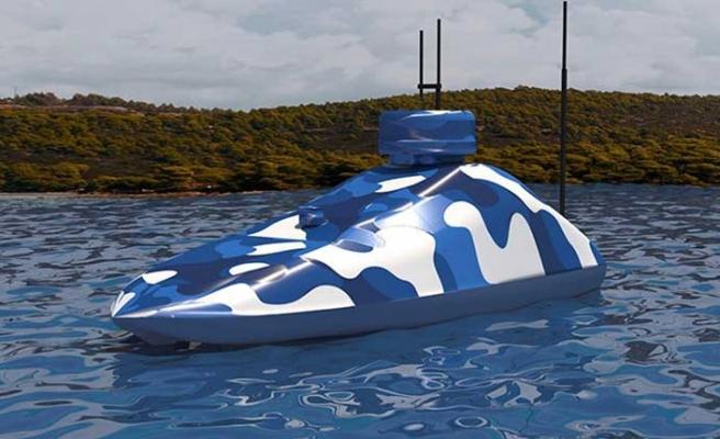 Milli insansız deniz aracı MÜSİAD EXPO'da