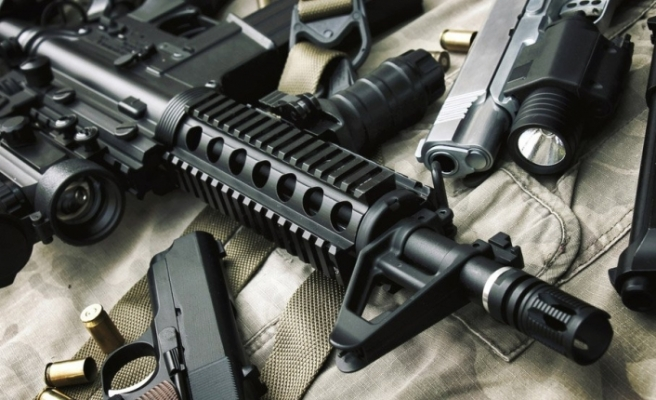 Sosyal medya üzerinden silah satışı yapanlara operasyon