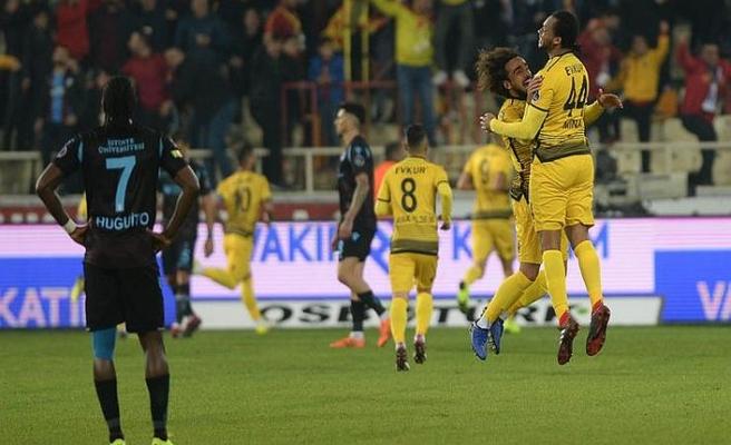 Trabzonspor'a Malatya şoku! Tam 5 gol..