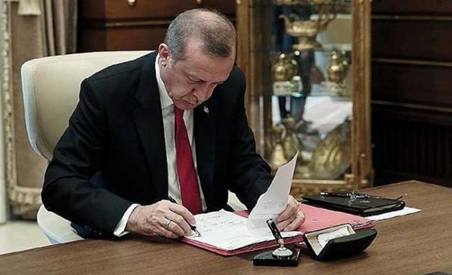 Erdoğan'dan 4 ile yeni müftü ataması