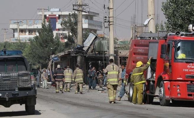 Afganistan'da hükümet binasına saldırı: 29 ölü
