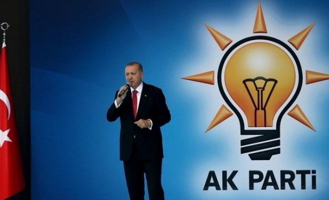 AK Parti'nin İstanbul ve İlçe adayları... 3 ilçe MHP'ye verildi