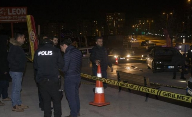 Ankarada'da silahlı saldırı... Yürürken vurdular