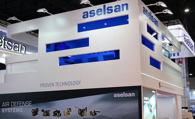 ASELSAN'dan 841 milyon Euro'luk sözleşme