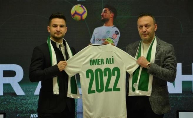 Atiker Konyaspor, Ömer Ali Şahiner ile sözleşme yeniledi