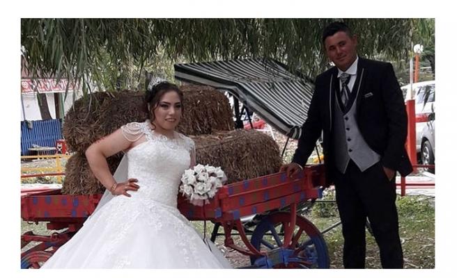 Bir yıllık evli çifti ölüm ayırdı