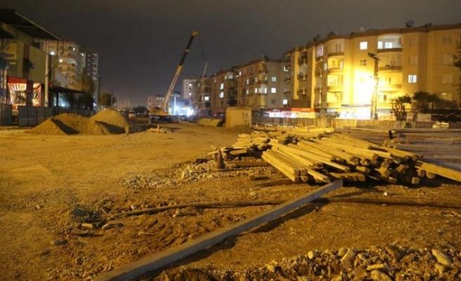 Boru delindi, tüm şehrin gazı kesildi