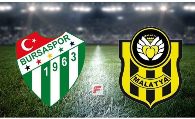 Bursaspor Yeni Malatyaspor beIN Sports izle - Bursaspor Yeni Malatyaspor canlı izle