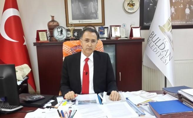 Buldan Belediye Başkanı Mustafa Gülbay CHP'den istifa etti