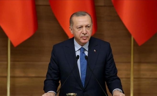 Cumhurbaşkanı Erdoğan'dan 'kültür hayatı' eleştirisi