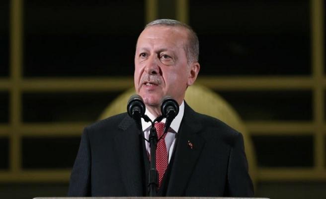 Cumhurbaşkanı Erdoğan DEİK Genel Kurulu'nda konuştu