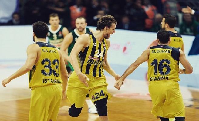 Fenerbahçe Avrupa'da 11. maçında 10. galibiyetini aldı