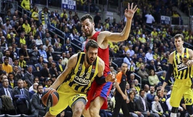 Fenerbahçe Beko CSKA'yı 3. kez devirdi
