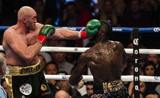 Fury - Wilder maçı nefes kesti | İşte maç sonucu