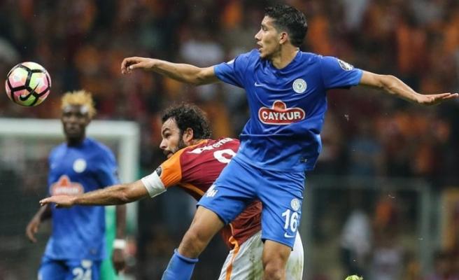 Galatasaray 2 2 Rizespor - Galatasaray'a evinde soğuk duş