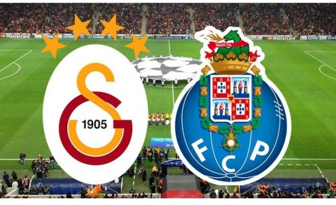 Galatasaray Porto canlı izle - Galatasaray Porto beIN Sports canlı izle