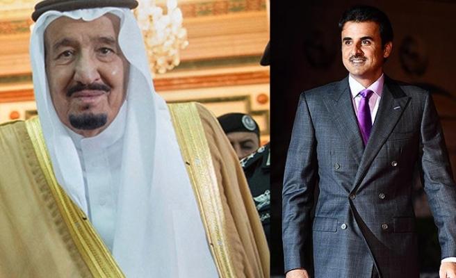 'Katar Emiri Al Sani, Suudi Arabistan'daki zirveye katılmayacak'
