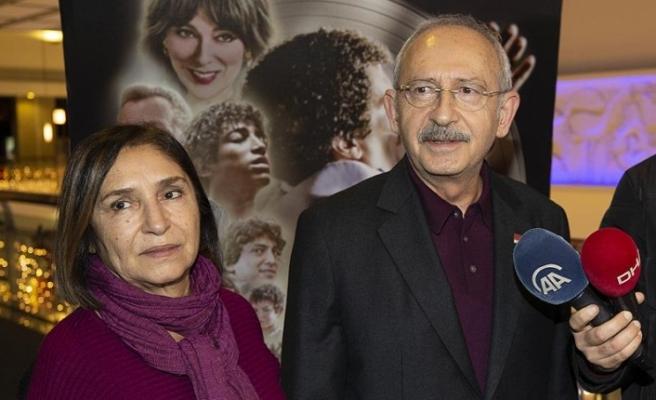 Kılıçdaroğlu 'Müslüm' filmini izledi