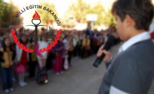 MEB'den 'öğrenci andı' açıklaması